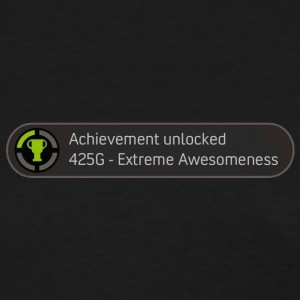 Achievement unlocked - awesomeness - Women's T-Shirt