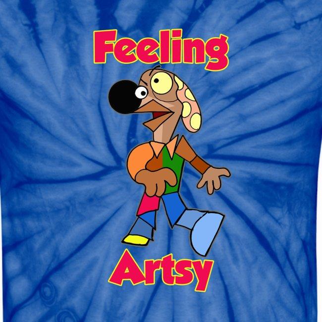 Feeling Artsy