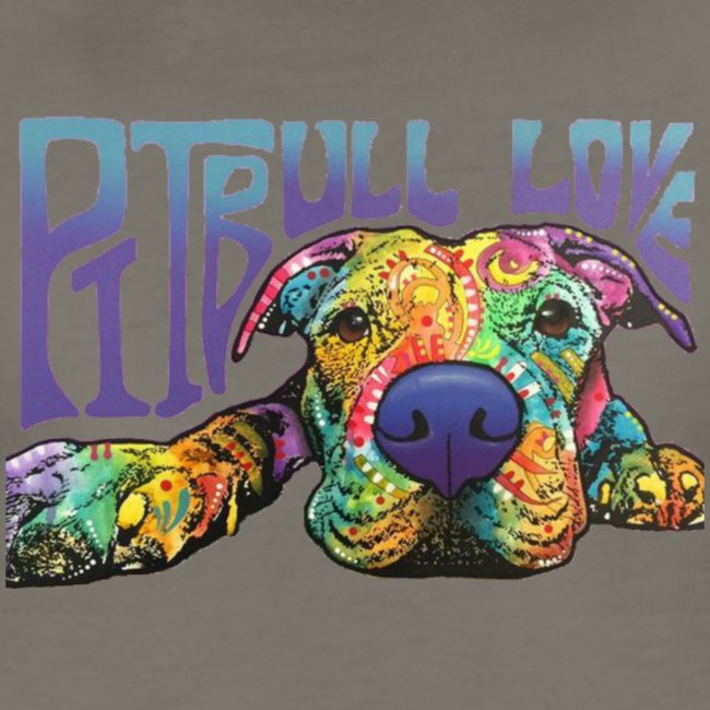 Pitbull Love - Women's Shirt