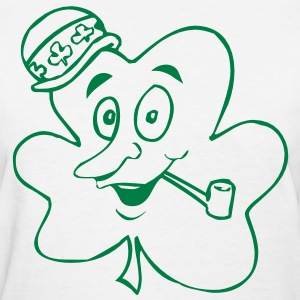 St Patty Shamrock Women's T-Shirts - Women's T-Shirt