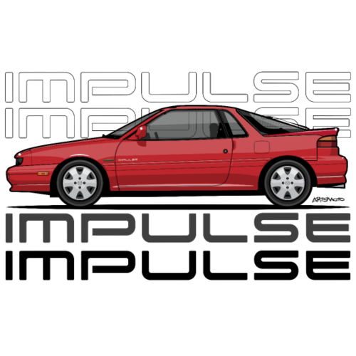Uzusi Impulse II Red