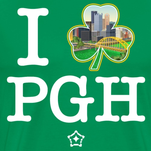 I 'Shamrock' PGH (Green)