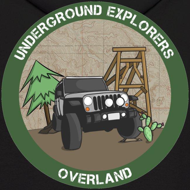 Underground Explorers Overland Hoodie