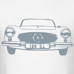 Mercedes Benz 190 SL Front T-Shirts - Men's T-Shirt