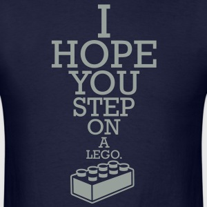 Lego - Step on It T-Shirts - Men's T-Shirt