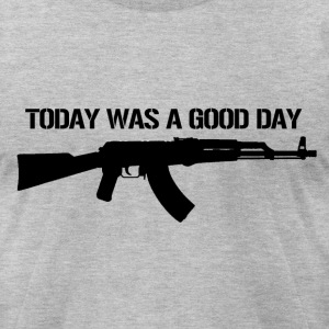 Today was a good day - Men's T-Shirt by American Apparel