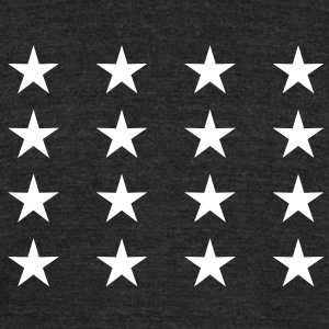 Sixteen Stars - Unisex Tri-Blend T-Shirt by American Apparel
