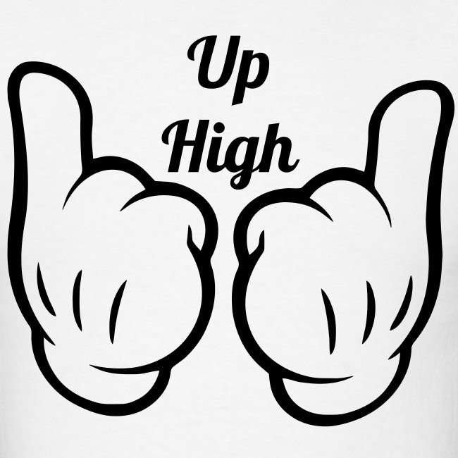 """""""Up High"""" T-Shirt Men"""