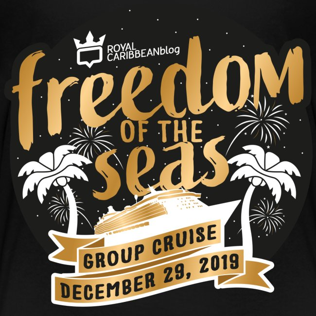 Kid's Freedom of the Seas Group Cruise Shirt
