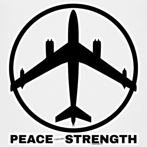 PEACE THROUGH STRENGTH