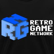 Design ~ Retro Game Network Logo T-shirt (Ladies)
