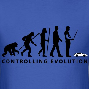 evolution_modellbauto_c_2c T-Shirts - Men's T-Shirt