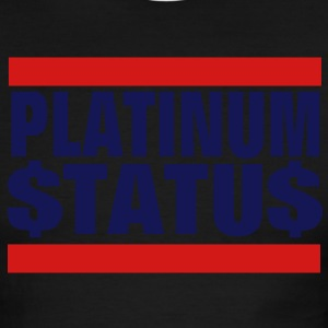 PLATINUM STATUS T-Shirts - Men's Ringer T-Shirt