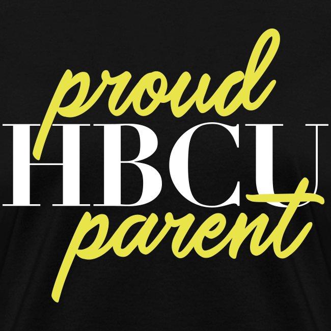 Proud HBCU Parent T-shirt