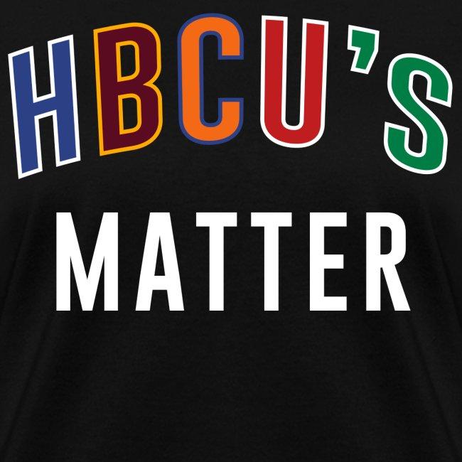 HBCU's Matter Women's T-shirt