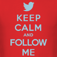 Design ~ Keep Calm and Follow Me!
