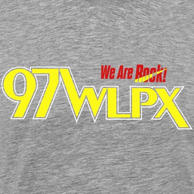97 WLPX We Are Rock! - Men
