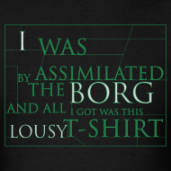 Design ~ We Are the Borg