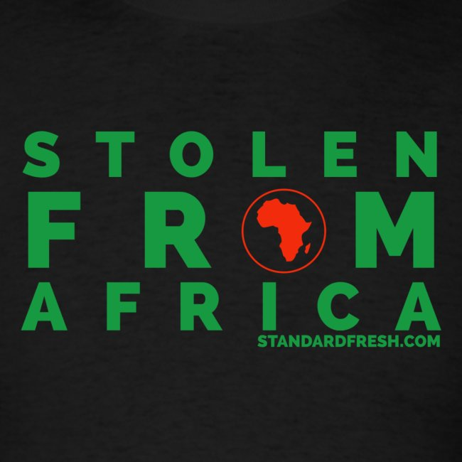 Stolen From Africa (w/sleeve)