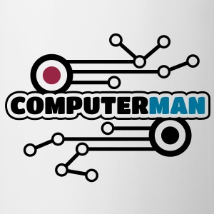 Computerman Mug - Coffee/Tea Mug
