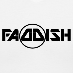 Faddish - Women's V-Neck T-Shirt