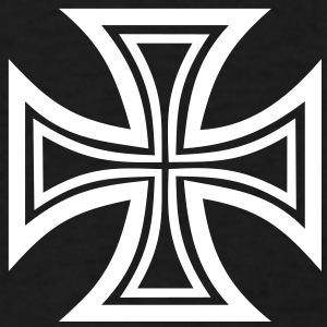 Iron cross T-Shirts - Men's T-Shirt