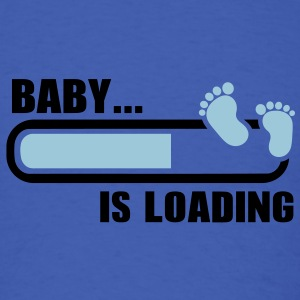 Baby loading T-Shirts - Men's T-Shirt