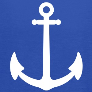 anchor  Tanks - Women's Flowy Tank Top by Bella
