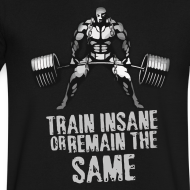 Design ~ Train Insane Vneck