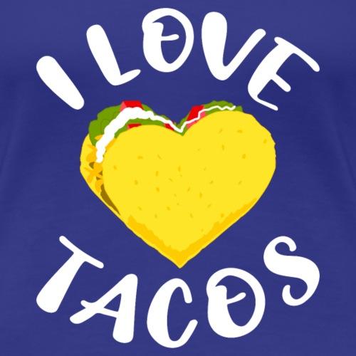 I Love Tacos Heart