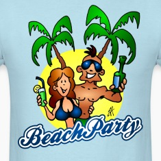 Beach party T-Shirts