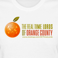 Design ~ The Real Time Lords of Orange County Logo