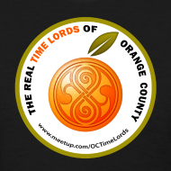 Design ~ The Real Time Lords of Orange County Circle Logo