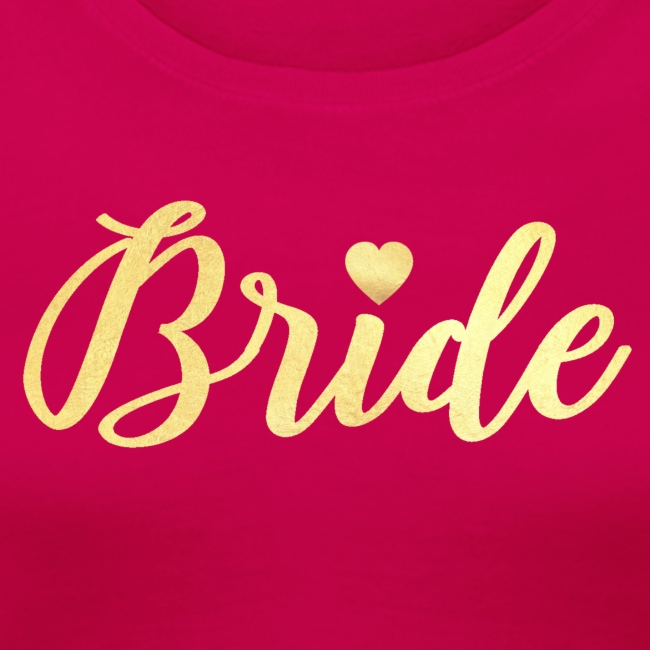 Bride Tribe Tee - White