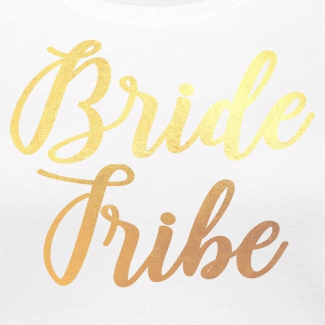 Bride Tribe Tee - White
