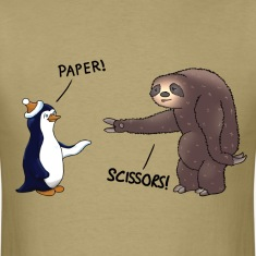 Sloth and Penguin T-Shirts