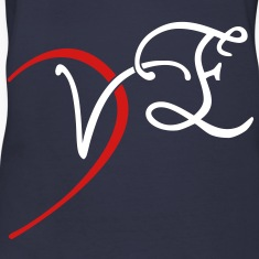 VE - LOVE couple shirt Women's T-Shirts