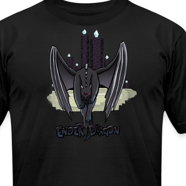 Ender Dragon - Minecraft Inspired T-Shirt
