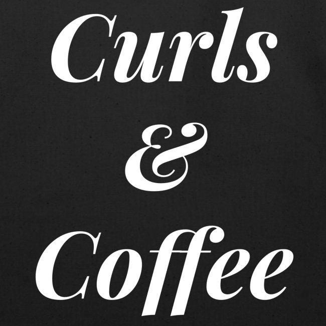 Curls & Coffee Tote