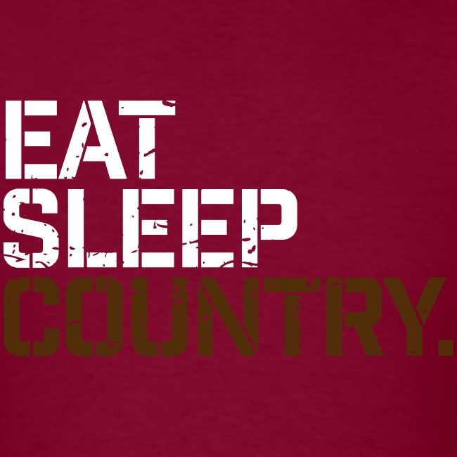 Eat Sleep Country