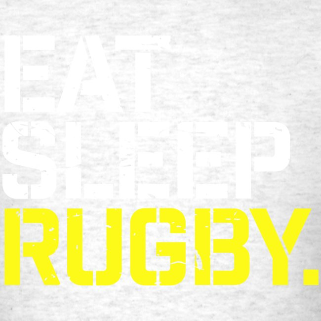 Eat Sleep Rugby