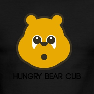 Honey Bear Cub - Men's Ringer T-Shirt