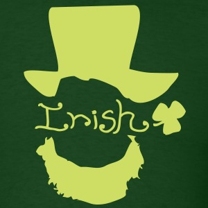 Lucky Irish st.Patty's day Men's Standard Weight T - Men's T-Shirt