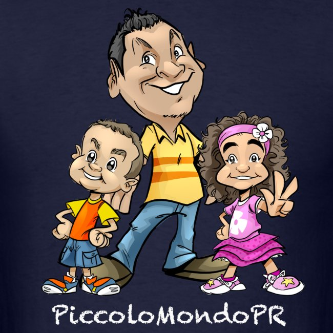 Piccolo Cartoon