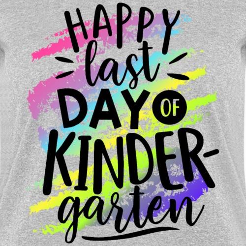 Happy Last Day of Kindergarten | Rainbow