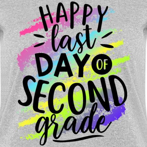 Happy Last Day of Second Grade | Rainbow