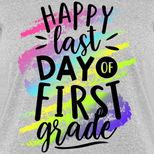 Happy Last Day of First Grade | Rainbow