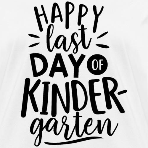 Happy Last Day of Kindergarten