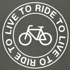 live to ride to T-Shirts