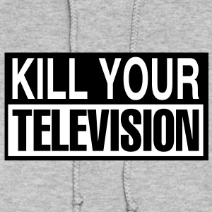 kill your television Hoodies - Women's Hoodie
